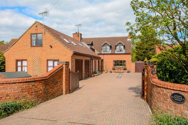 Thumbnail Detached house to rent in York Road, Skipwith, York, North Yorkshire