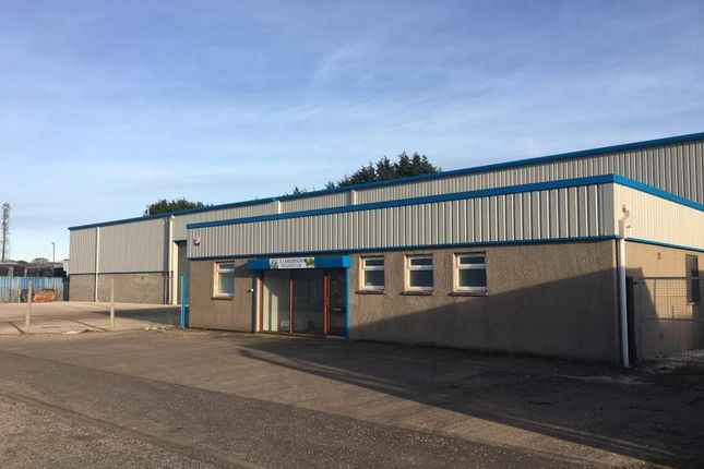 Thumbnail Warehouse to let in Peasiehill Road, Elliot Industrial Estate, Arbroath