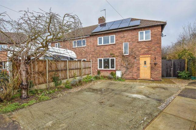Thumbnail Semi-detached house for sale in Parr Drive, Colchester, Essex