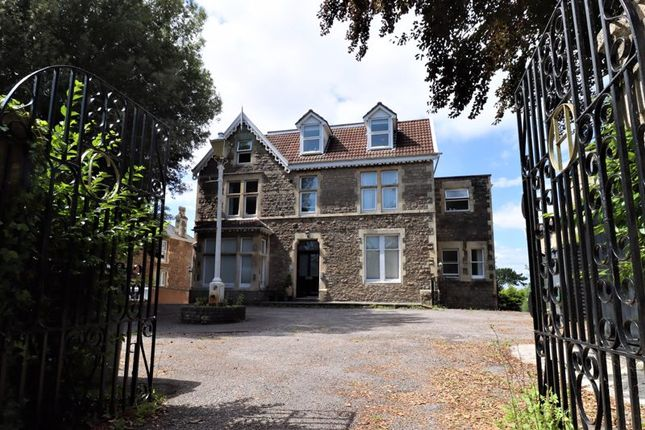 Thumbnail Flat for sale in The Avenue, Clevedon