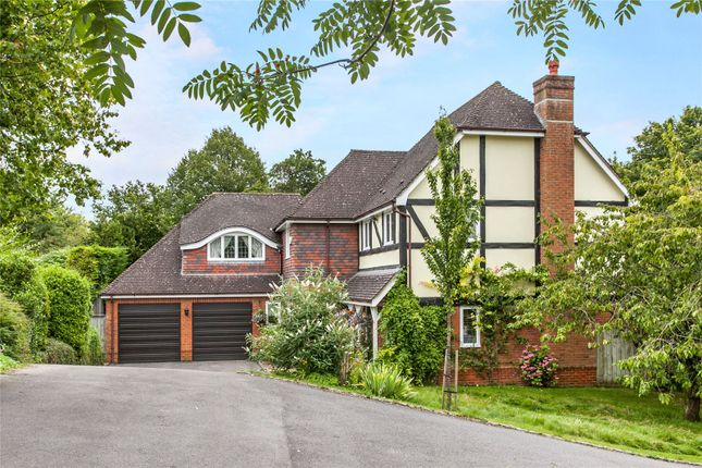 Thumbnail Detached house for sale in Little Hayes Lane, Itchen Abbas, Winchester, Hampshire