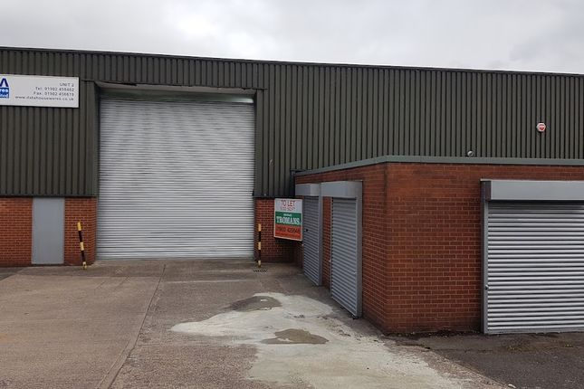 Thumbnail Industrial to let in Kennedy Road, Wolverhampton