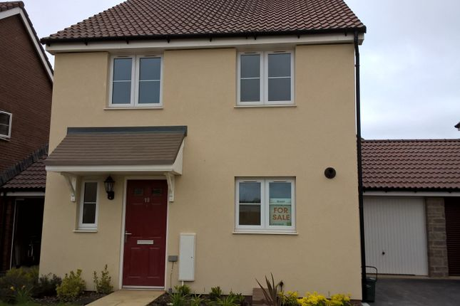 Thumbnail Semi-detached house for sale in Fulmer Close, Chivenor, Braunton, Devon