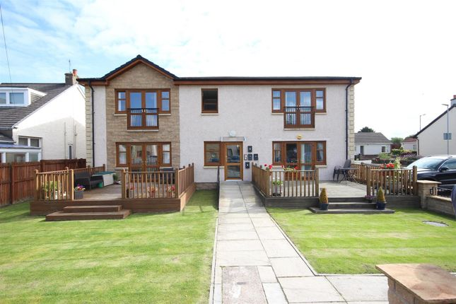 Thumbnail Flat for sale in Broompark Grove, Blantyre, Glasgow