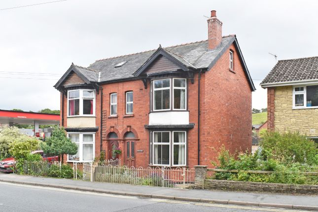 Thumbnail Semi-detached house for sale in Wellington Road, Llandrindod Wells