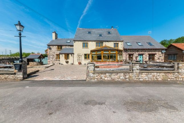 Thumbnail Semi-detached house for sale in Malthouse Lane, Ponthir, Newport.