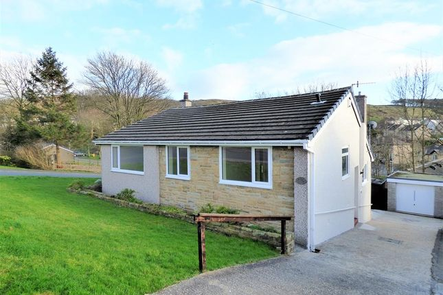 Thumbnail Detached bungalow for sale in Moor Crescent, Skipton