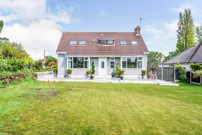 Thumbnail Detached house for sale in Grange Cross Lane, West Kirby, Wirral