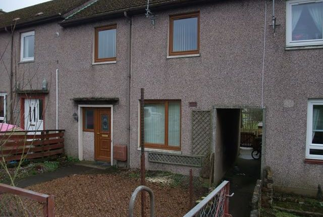 Thumbnail Terraced house to rent in Martin Crescent, Ballingry, Fife