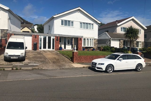 Thumbnail Detached house for sale in Ascot Drive, Baglan, Port Talbot