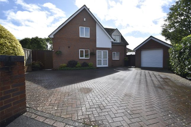 Thumbnail Detached house for sale in Deans Way, Bishops Cleeve, Cheltenham, Gloucestershire