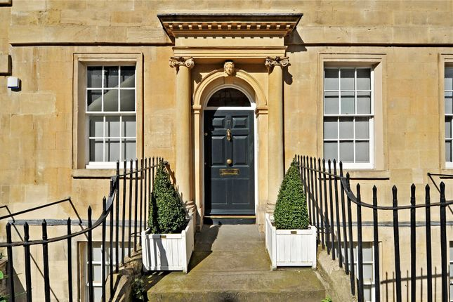 Thumbnail Terraced house for sale in Gay Street, Bath