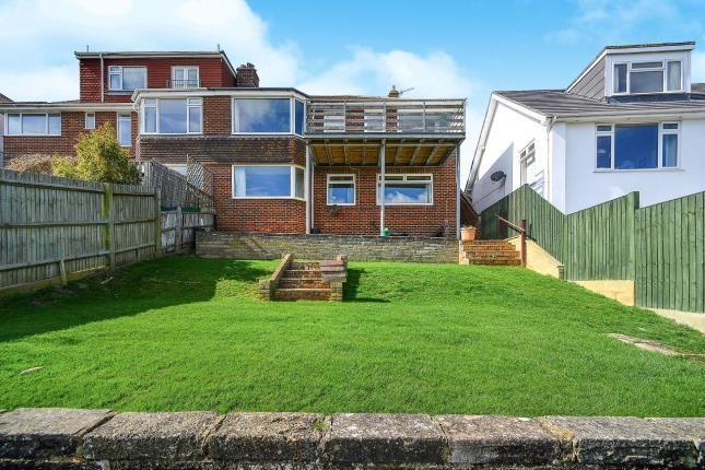 Thumbnail Semi-detached house for sale in Saltdean Drive, Saltdean, Brighton, East Sussex