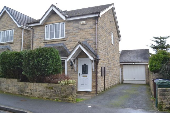 Thumbnail Detached house for sale in Oakhall Park, Thornton, Bradford