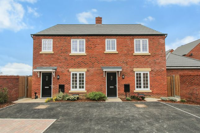 Thumbnail Semi-detached house for sale in Greenlakes Rise, Houghton Conquest, Houghton Conquest