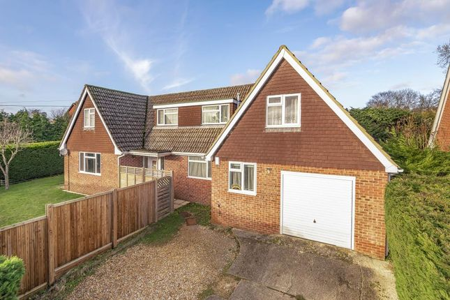 Detached house for sale in Cold Ash, West Berkshire