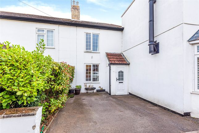 2 bed terraced house for sale in Newtown Road, Warsash, Southampton, Hampshire SO31