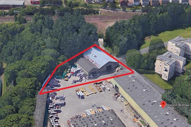 Thumbnail Industrial for sale in Excelsior Street, Wishaw, North Lanarkshire