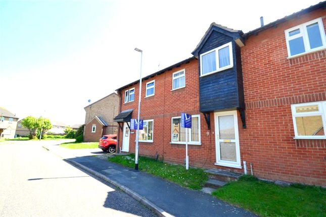 3 bed terraced house for sale in Winston Close, Felixstowe, Suffolk IP11