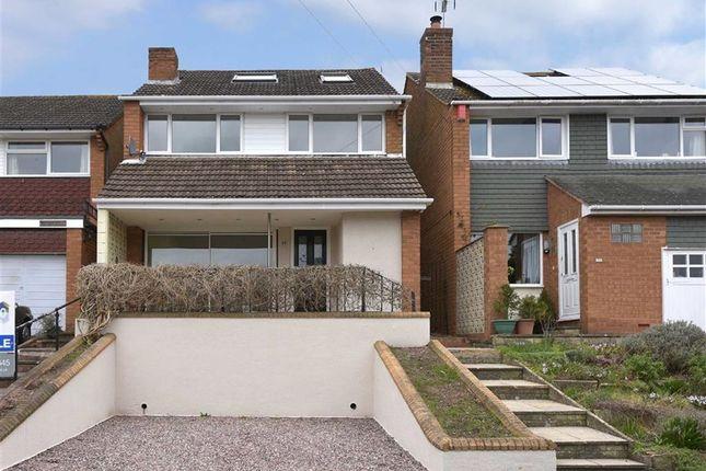 Thumbnail Detached house for sale in Maple Close, Kinver, Stourbridge, West Midlands