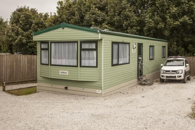 Thumbnail Mobile/park home for sale in Chacewater, Truro, Cornwall