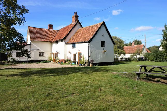 Thumbnail 5 bed property for sale in Withersdale Street, Mendham, Harleston
