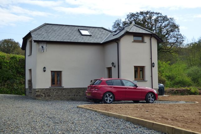 Thumbnail Barn conversion to rent in Sheepwash, Beaworthy