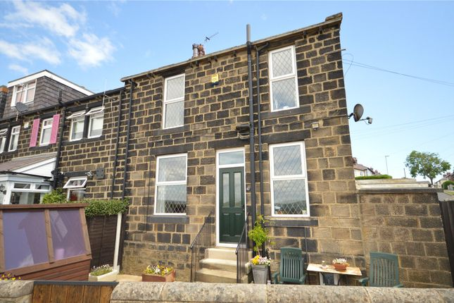 1 bed terraced house for sale in North Terrace, Yeadon, Leeds LS19