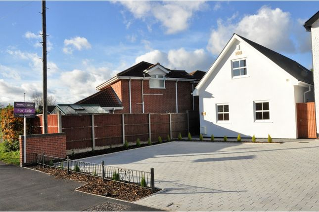 Detached house for sale in Little Glen Road, Leicester