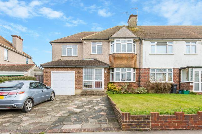 Thumbnail Semi-detached house for sale in Palace Green, Addington, Croydon, Surrey