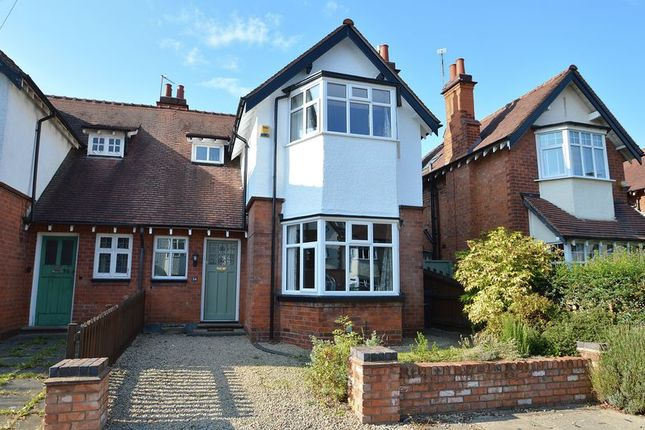 Thumbnail Semi-detached house for sale in Featherstone Road, Kings Heath, Birmingham