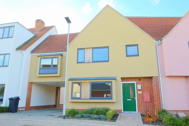 Thumbnail Town house for sale in Preston Road, Lavenham, Sudbury