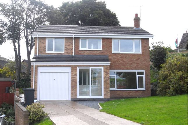 Thumbnail Detached house to rent in Maes Ffynnon, Llanddulas, Abergele