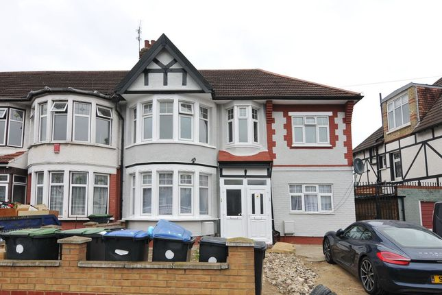 Thumbnail Flat for sale in Upsdell Avenue, Palmers Green, London