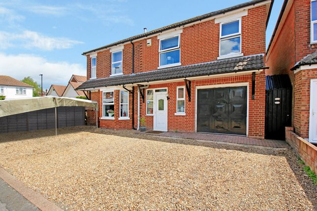 Thumbnail Detached house for sale in Ruby Road, Southampton