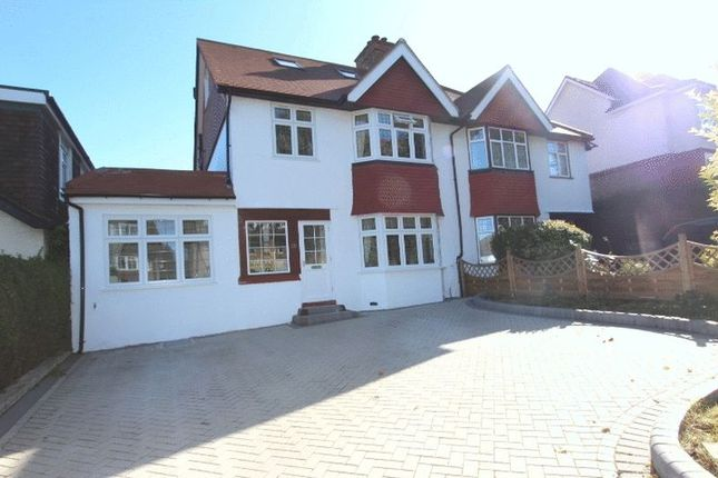 Thumbnail Semi-detached house for sale in Ringstead Road, Sutton