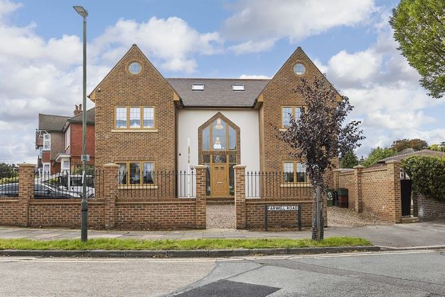 Thumbnail Detached house for sale in Farwell Road, Sidcup
