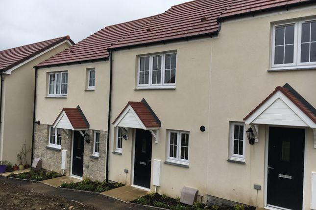 2 bed terraced house for sale in Ocean Rise, Hayle, Cornwall