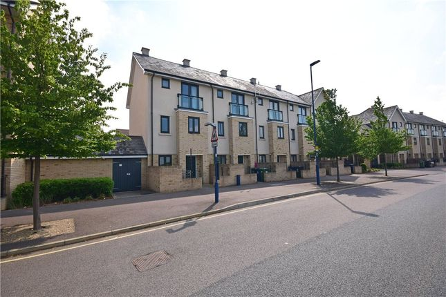 Thumbnail Detached house to rent in Ring Fort Road, Cambridge, Cambridgeshire
