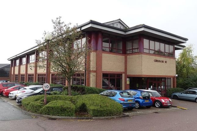 Thumbnail Office to let in Gibson House, Ermine Business Park, Huntingdon, Cambridgeshire