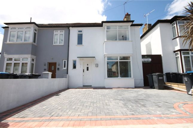 Thumbnail 4 bed end terrace house for sale in Ingram Road, Thornton Heath