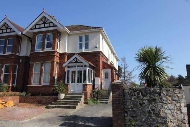 Thumbnail Maisonette for sale in Elmsleigh Park, Paignton