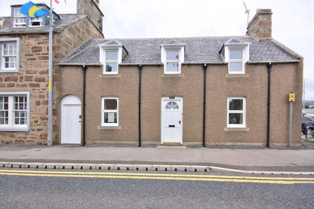 Thumbnail End terrace house for sale in Roselea, Main Street, Golspie