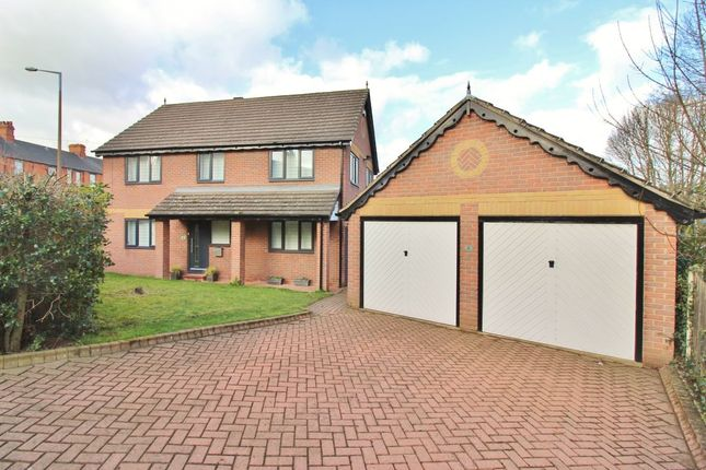 Thumbnail Detached house for sale in Everill Gate Lane, Wombwell, Barnsley