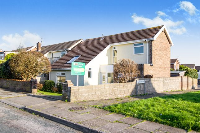 3 bed detached house for sale in Anglesey Way, Nottage, Porthcawl