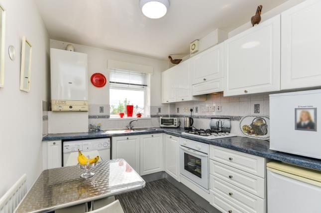 Kitchen of Empress Court, 403 Marine Road East, Morecambe, Lancashire LA4