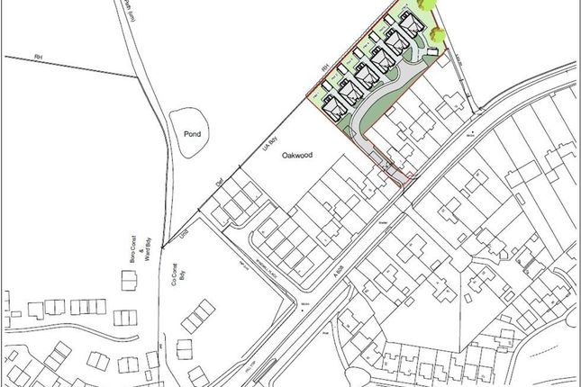 Thumbnail Land for sale in Hilltop, Breadsall, Derby