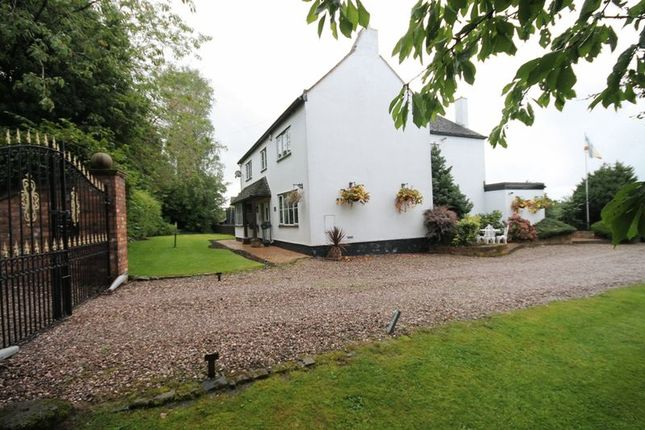 Thumbnail Detached house for sale in Almington, Market Drayton