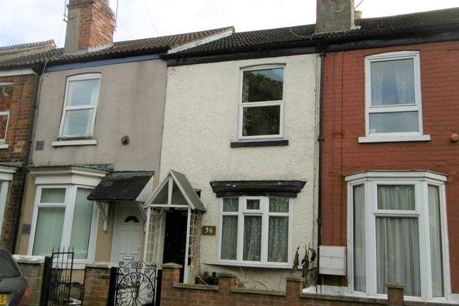 36 Wellington Street, Gainsborough, Lincolnshire DN21