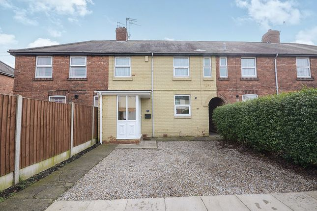 Thumbnail Terraced house to rent in Constantine Avenue, York